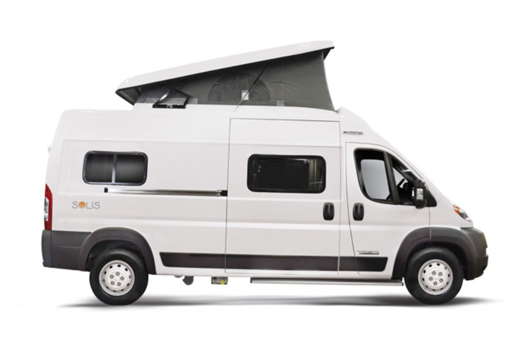 Winnebago's New Camper Van Makes It Easy to Go Totally Off the Grid