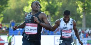 Christian Coleman se salta tres controles antidopaje