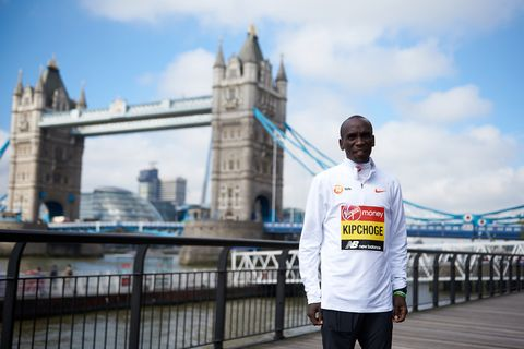 Post Virgin Money London Marathon Photocall