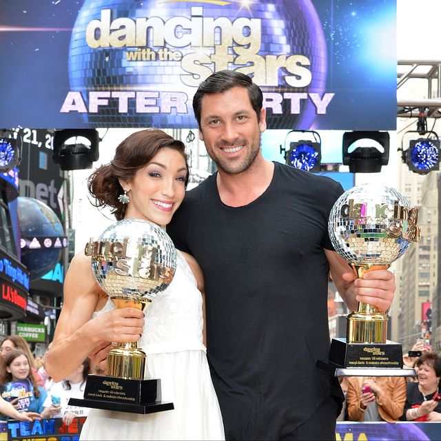 """""""Dancing With The Stars"""" Season 18 Finalists Visit ABC's """"Good Morning America"""""""