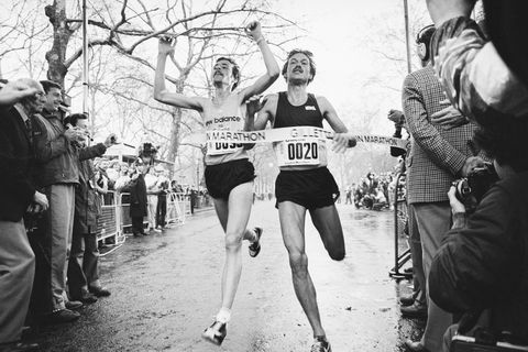 40 years of the london marathon