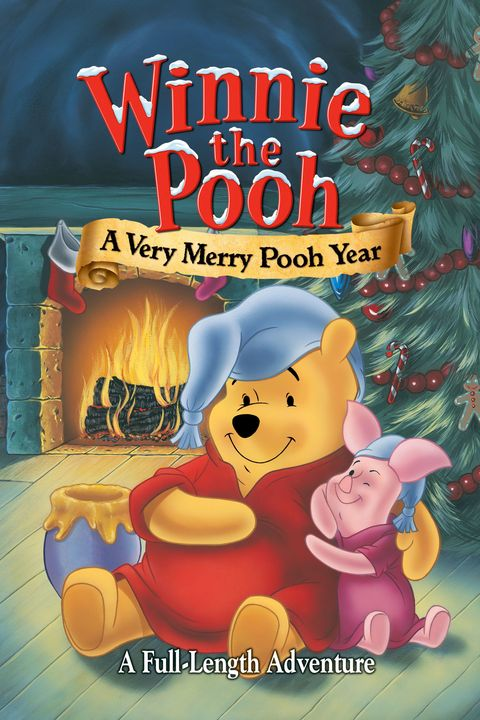 winnie the pooh a very merry pooh year - Animated Christmas Movies