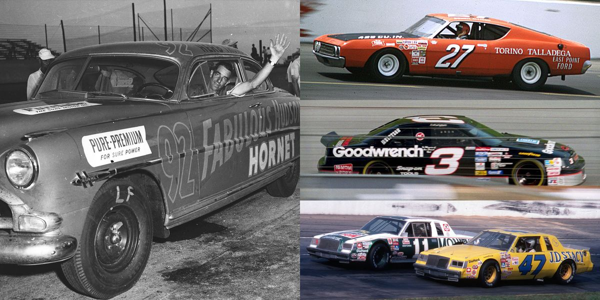 The 20 Winningest Cars in NASCAR Cup History
