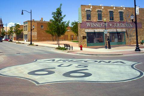 winslow arizona small town charm