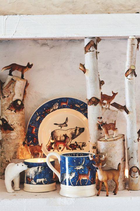 Emma Bridgewater winter animals photo