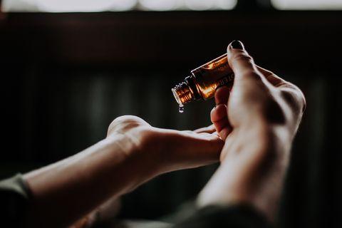 destress with aromatherapy