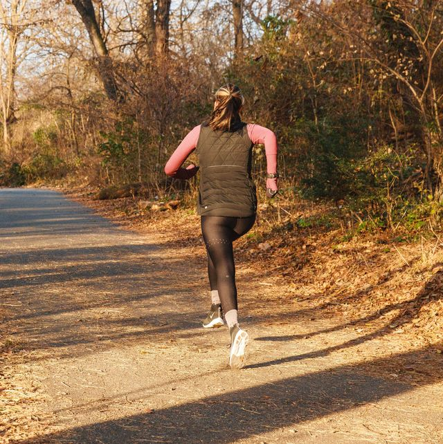 shoulder pain while running