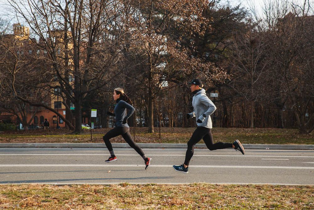 Does running make you lose your curves