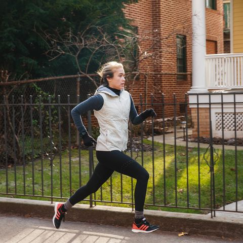 Recreation, Running, Jogging, Shoe, Tree, Street fashion, Sports training, Sports, Leisure, Exercise,
