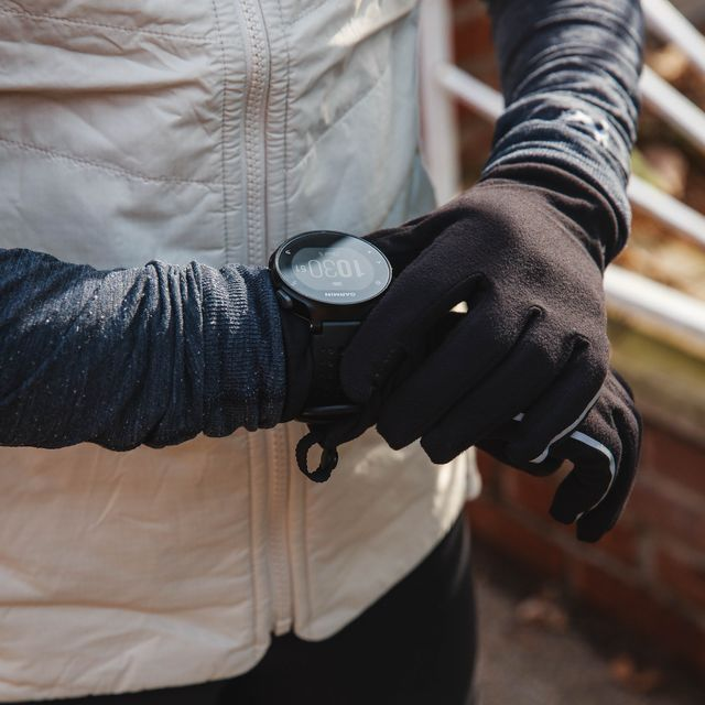 Glove, Arm, Hand, Textile, Fashion accessory, Strap, Wrist, Leather, Sleeve, Jeans,