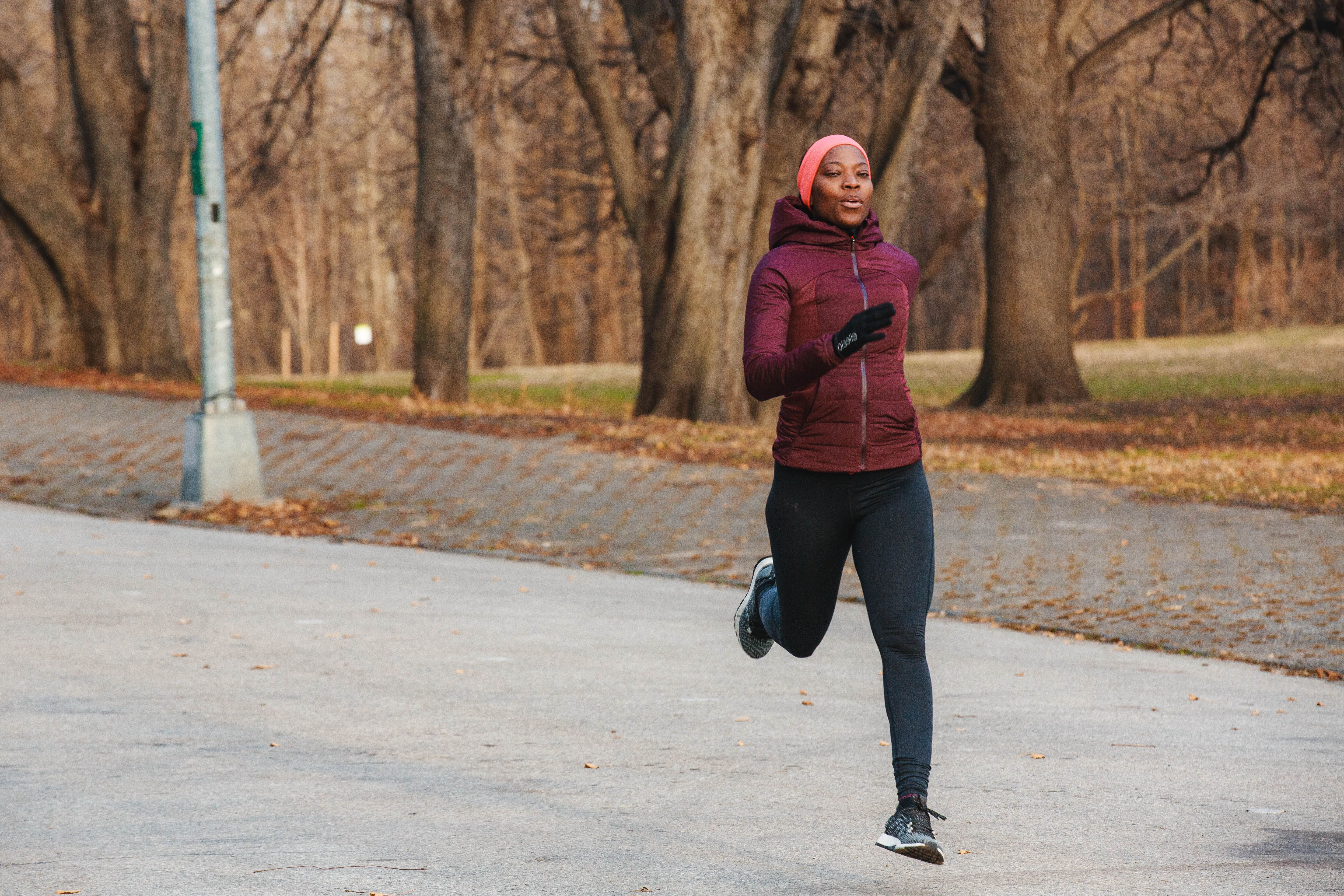 How to Learn to Love Solo Running