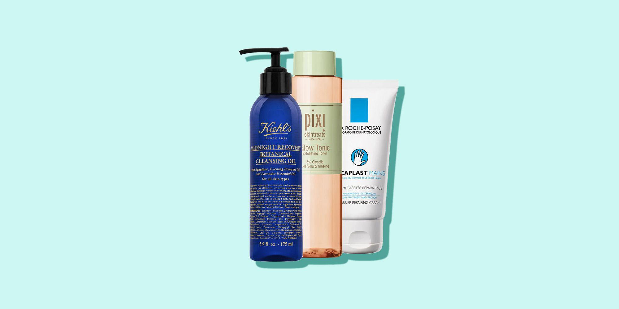 The best products for dry skin