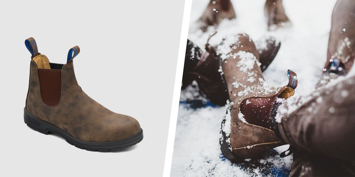 chelsea boots vinter