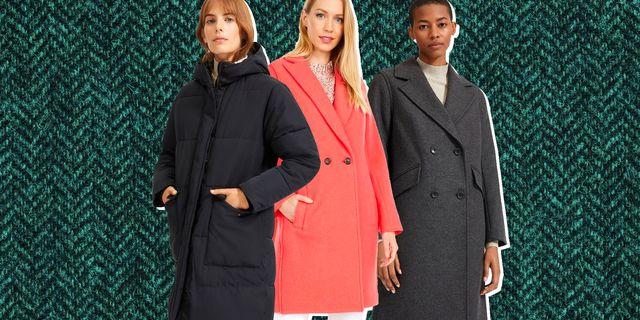 23 Warmest Winter Coats For Women 2021, Trendy Trench Coats 2020