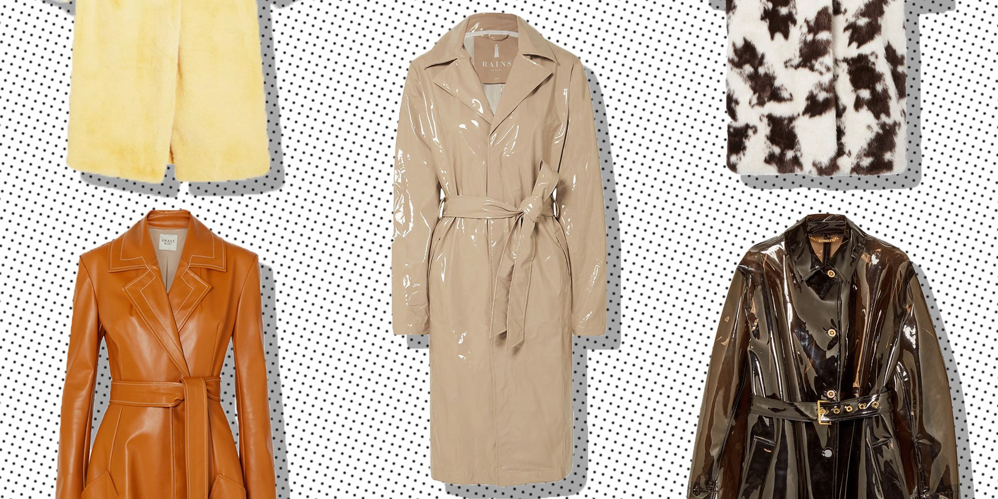 Winter Coats To See You Through The Unpredictable British Weather