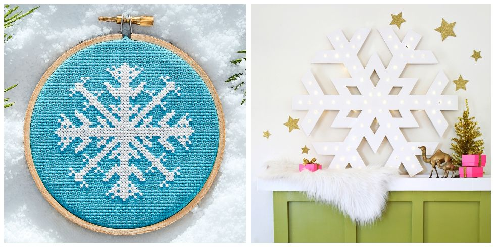18 Winter Crafts for When It's Too Cold to Leave the House