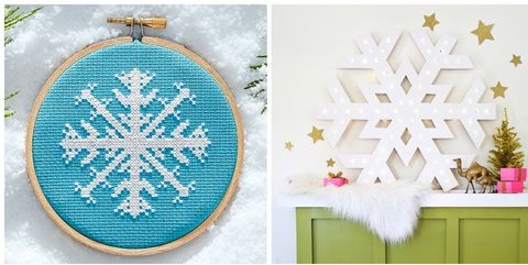 18 Easy Winter Crafts Diy Craft Projects And Ideas For Winter