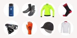 Winter Cycling Gear