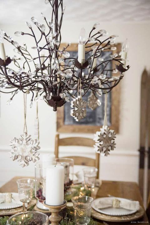 35 Diy Winter Decorations Best Winter Decorating Ideas