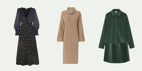 Clothing, Outerwear, Overcoat, Dress, Coat, Sleeve, Day dress, Robe, Trench coat, Pattern,