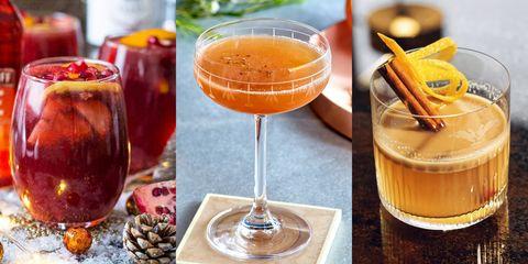 Drink, Alcoholic beverage, Food, Cocktail garnish, Cocktail, Ingredient, Wine cocktail, Punch, Distilled beverage, Non-alcoholic beverage,