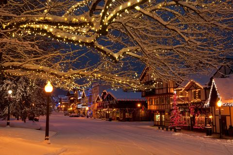 Bavarian Icefest in Leavenworth, Washington - Best Winter Festivals