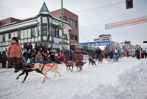 Fur Rendezvous in Anchorage, Alaska - Best Winter Festivals
