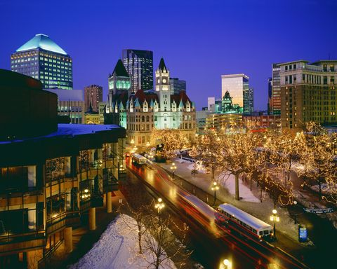 St Paul Winter Carnival, Minnesota - Best Winter Festivals