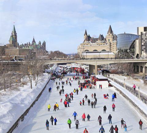 Winterlude Festival in Ottawa, Canada - Best Winter Festivals