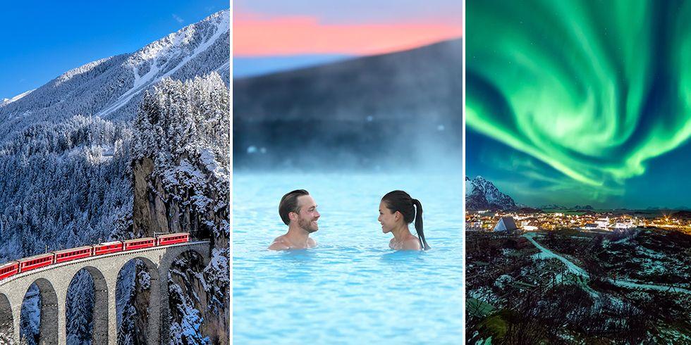 4 snow-filled holidays in winter wonderlands