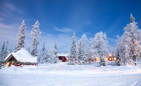 Best destinations Europe - Swedish Lapland