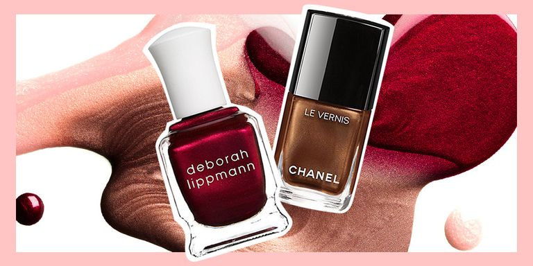 15 Gorgeous Nail Colors to Try This Winter