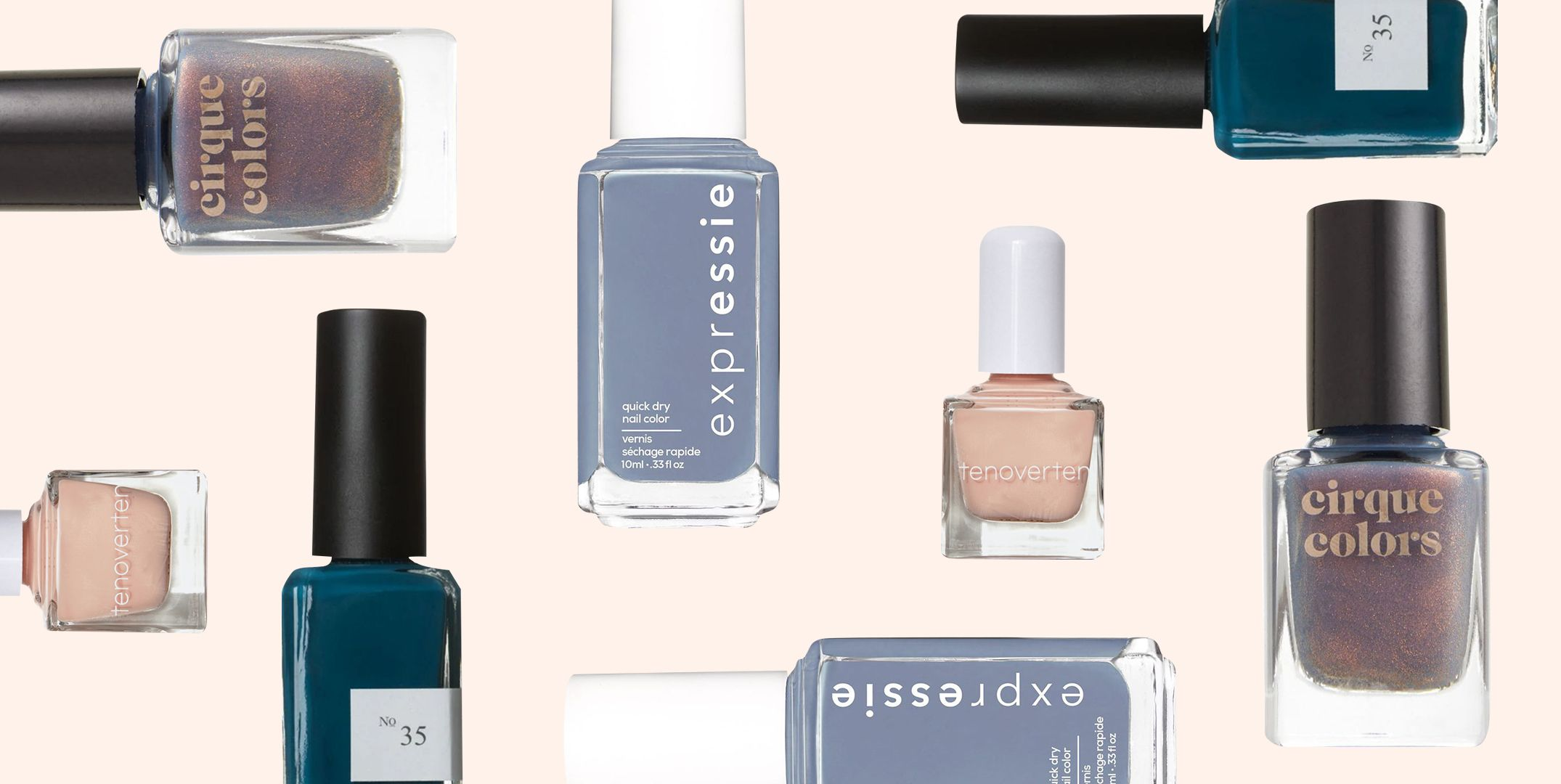 20 Best Winter Nail Polish Colors of 20
