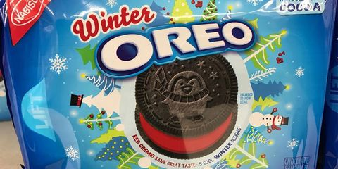 Winter Oreos Are Officially Back On Shelves 2018 Oreo Flavors