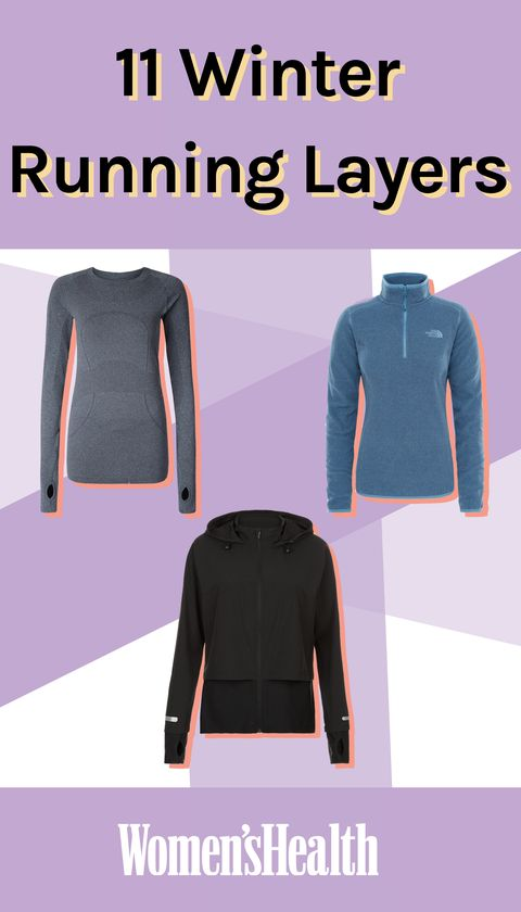 hot sale online 64fbf 37ca7 11 Winter Running Layers to Keep You Snug Even If It s Snowing