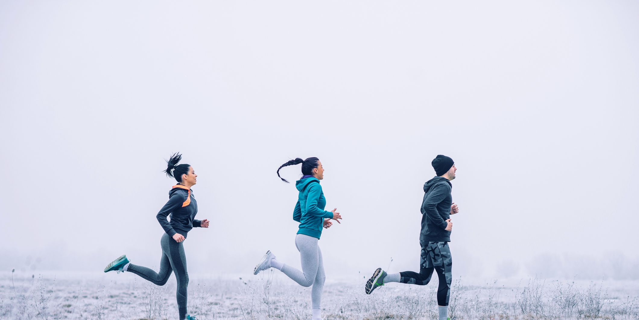 Winter Running Mistakes