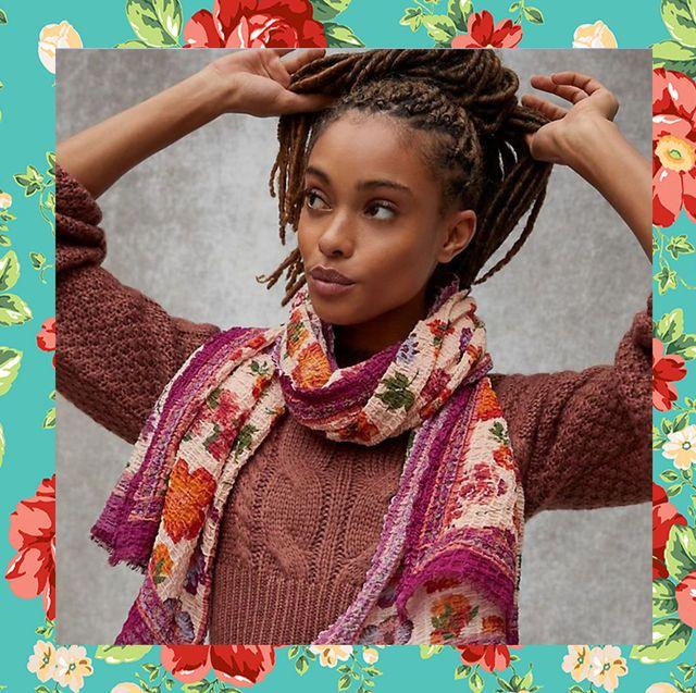winter scarves for women anthropologie