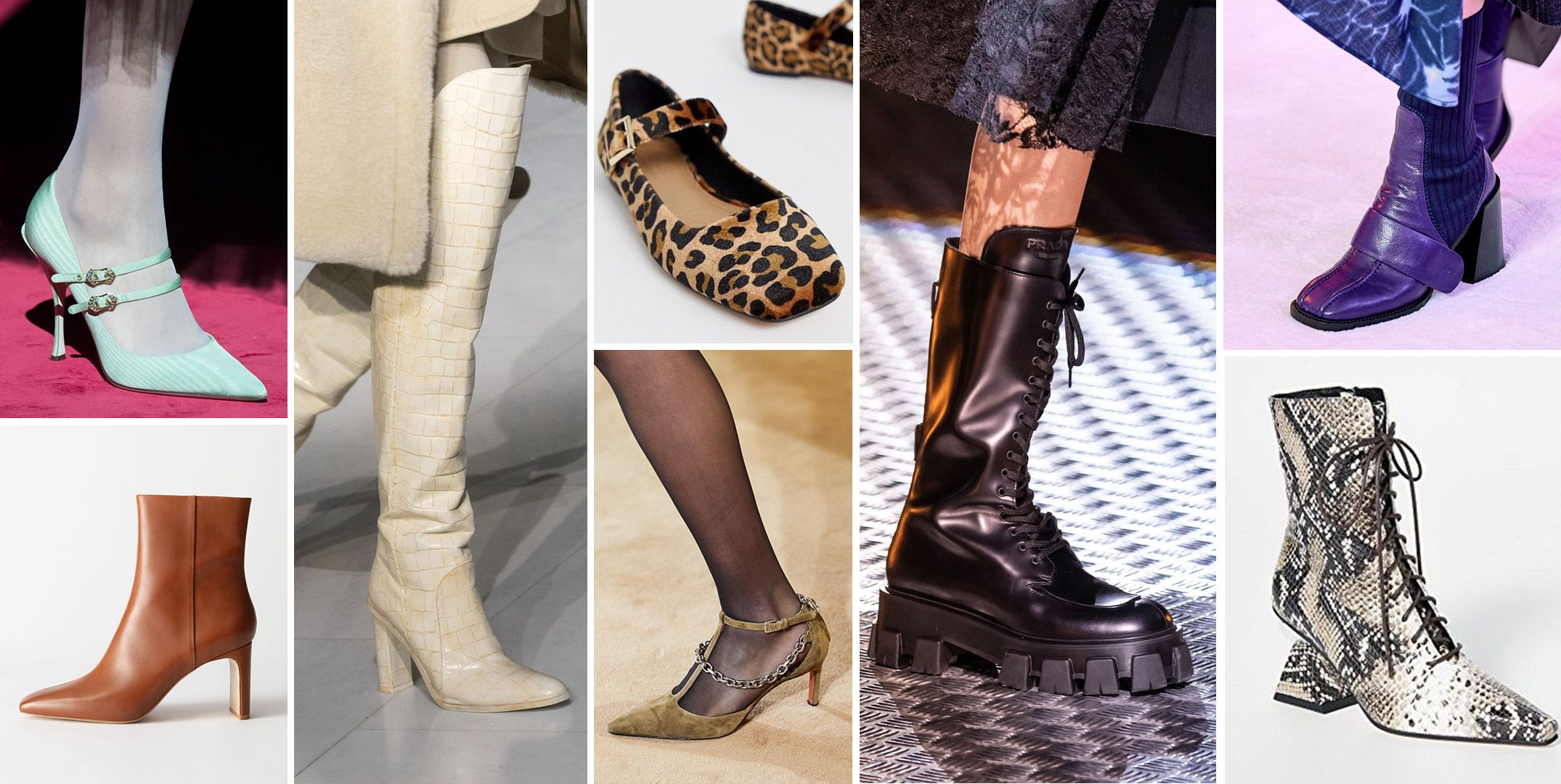 12 Insanely Gorge Winter Boot and Shoe Trends You'll Wanna Bookmark Stat