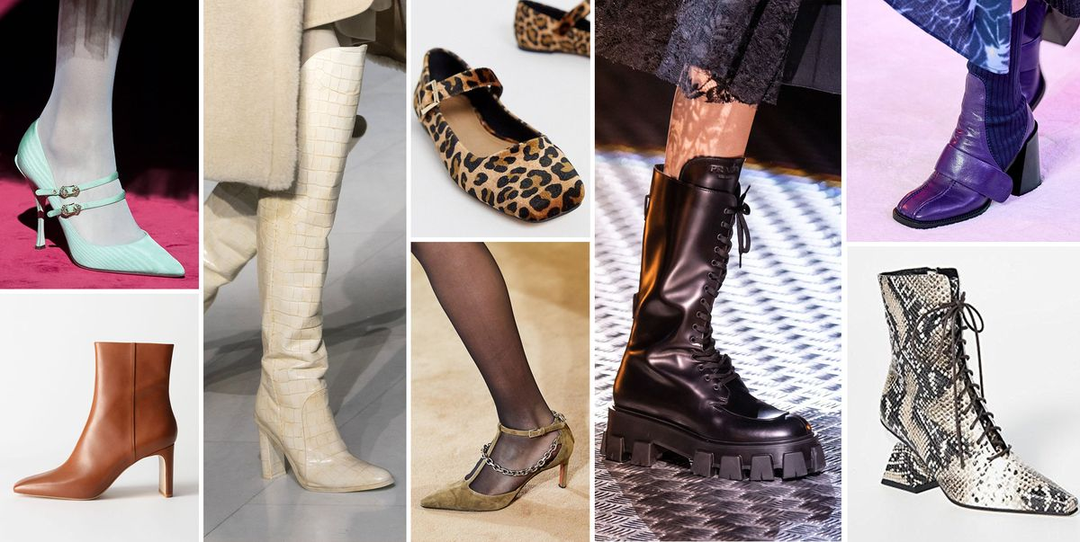 2020 Sneaker Trends Womens.12 Gorgeous Winter Shoe Trends That Ll Give You Major Fashion Inspo