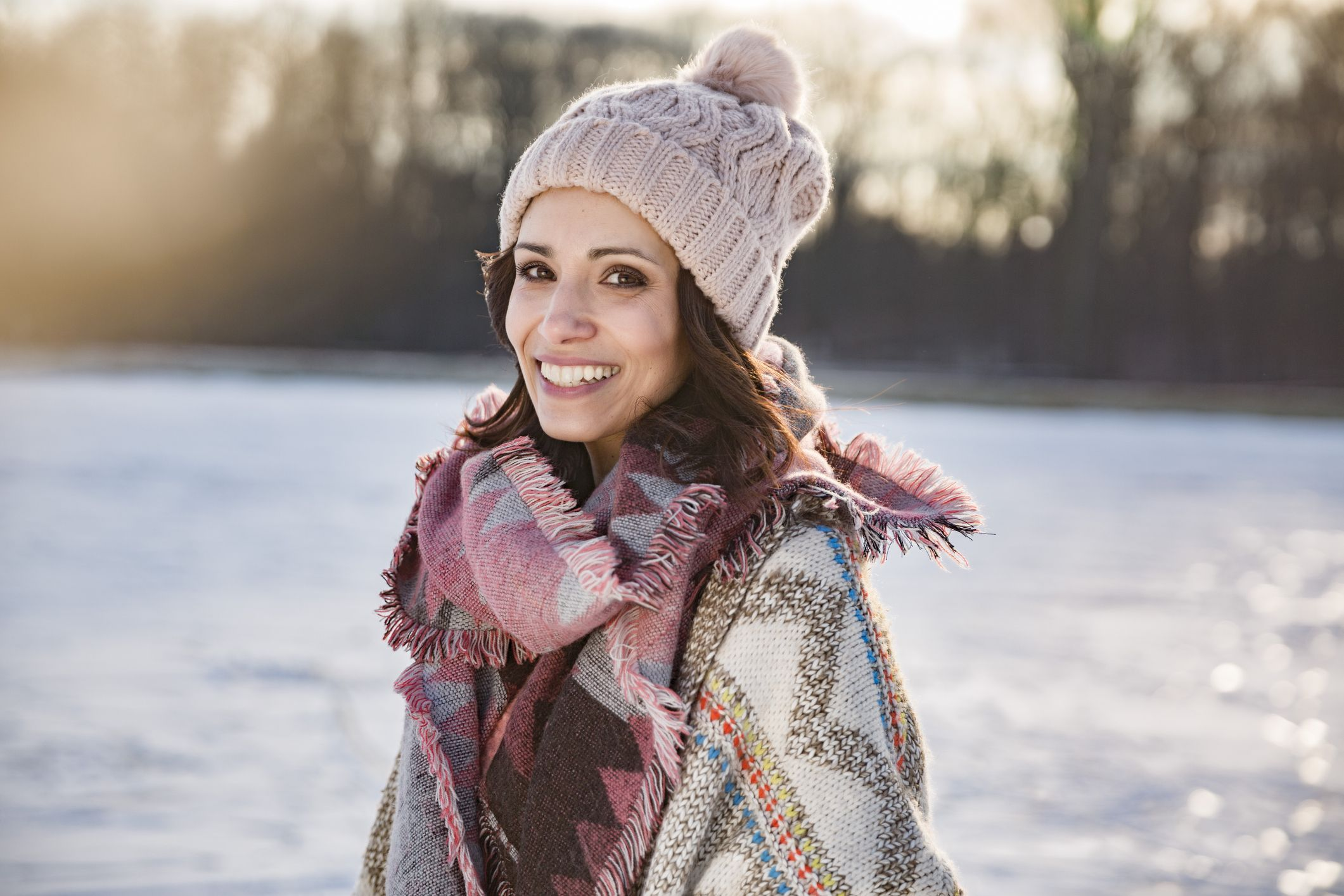 7 reasons cold weather is good for your skin