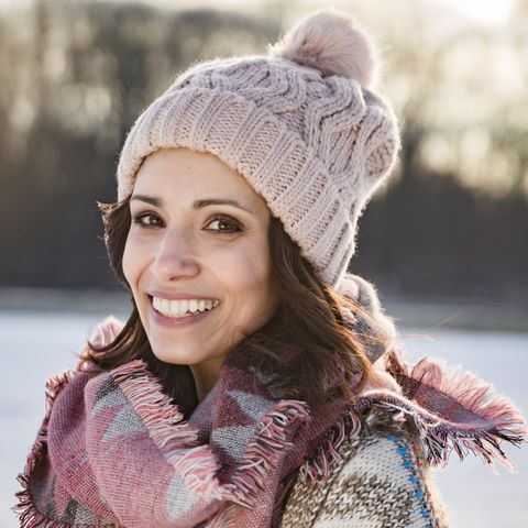 Why winter is good for your skin