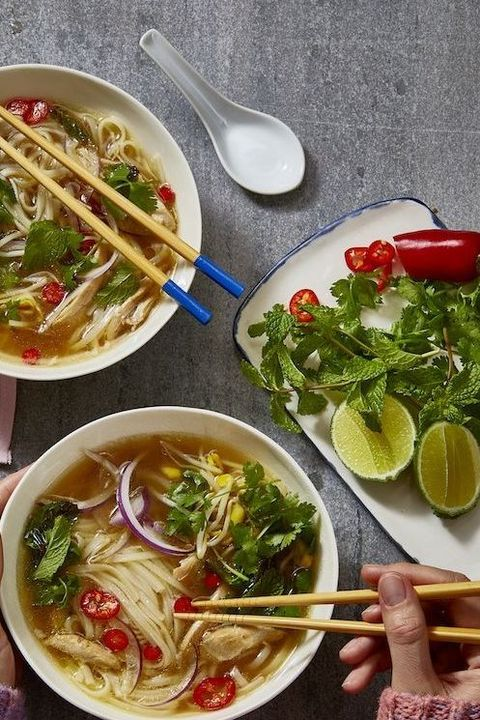 winter soups - instant pot pho