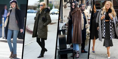6112ecba5f61a0 Winter style inspiration from the A-list – Celebrity style ...