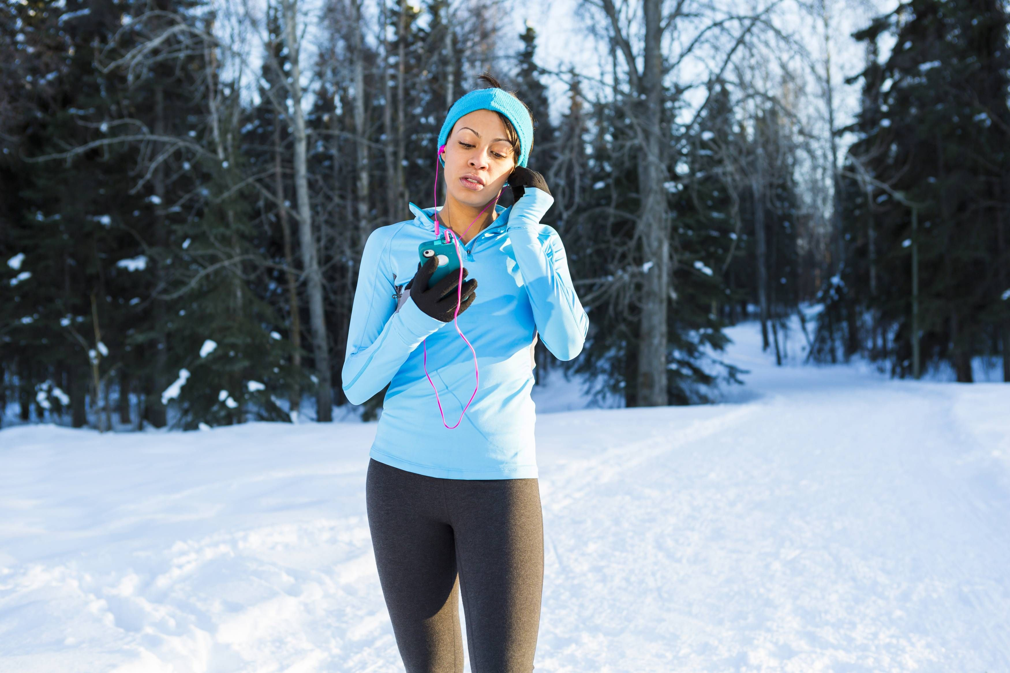 Easy Winter Walking Workout Plans That Help You Stay Fit When It's Freezing