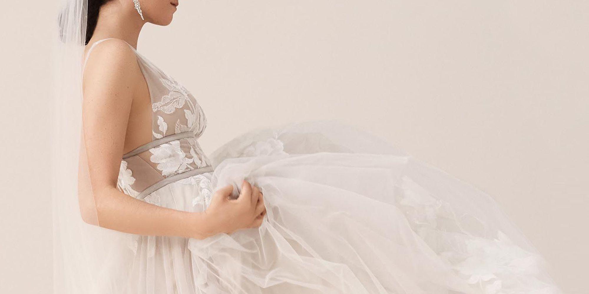 12 Best Winter Wedding Dresses For 2018 Long Sleeve Wedding