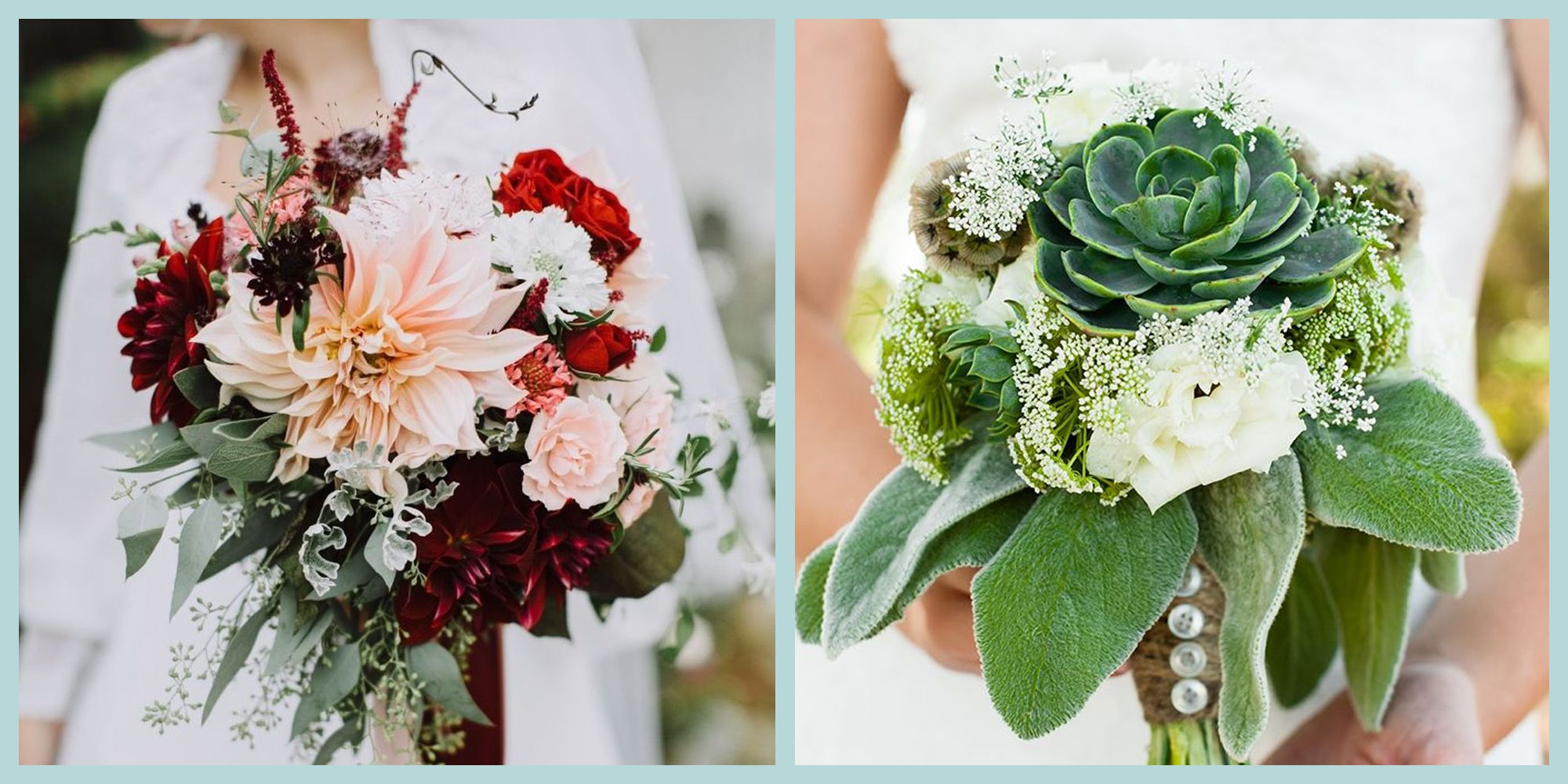 18 Gorgeous Winter Wedding Bouquet Ideas Flowers For Winter Weddings