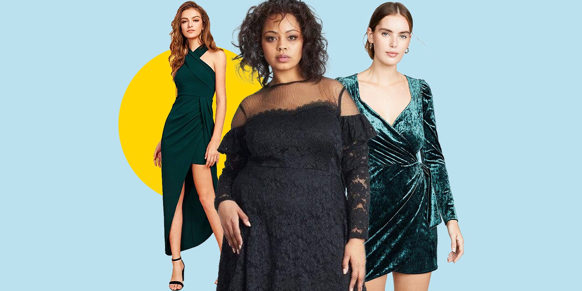 22 Winter Wedding Guest Dresses What To Wear To A Winter Wedding