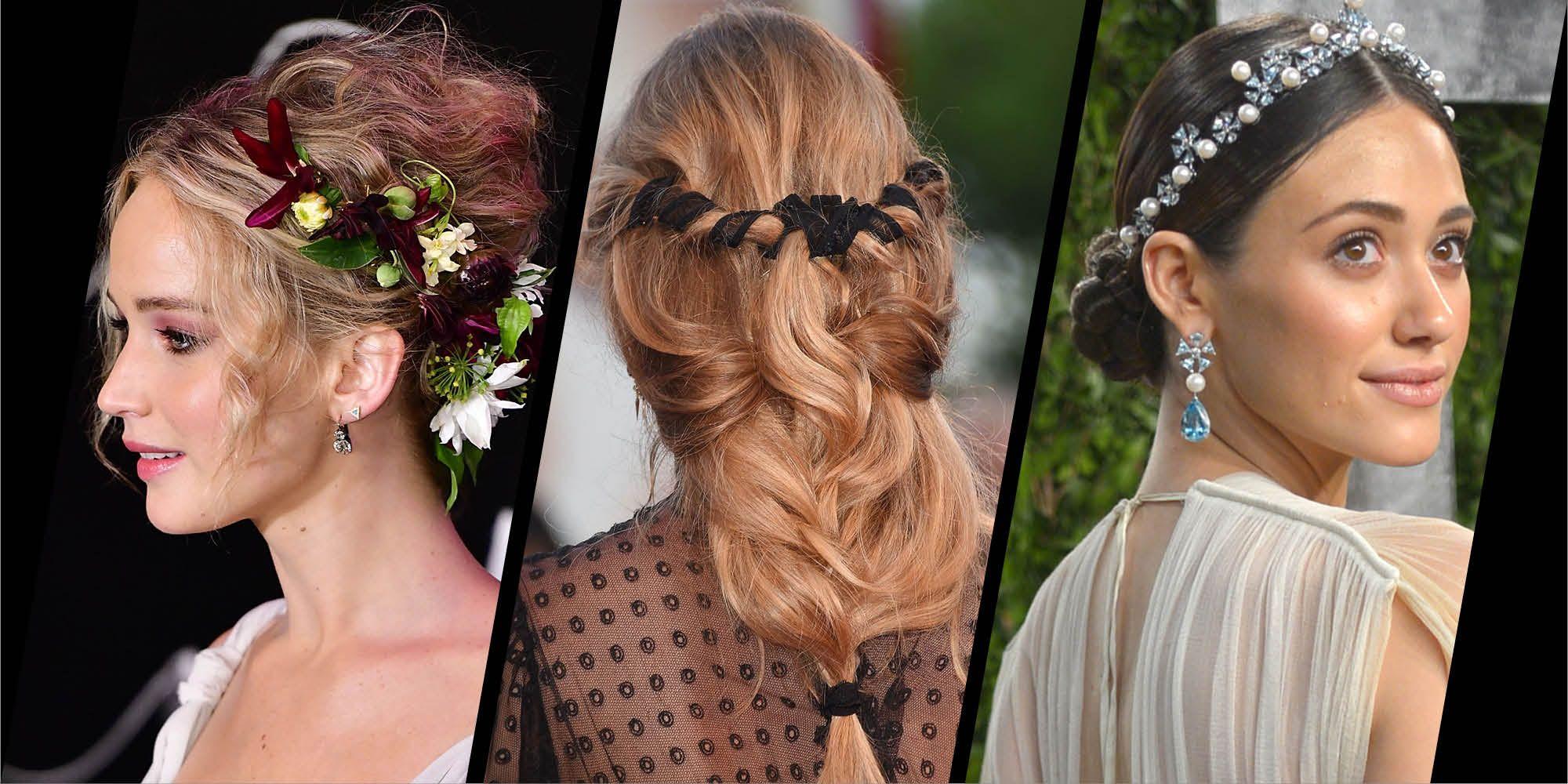 13 Winter Wedding Hair Ideas Bridal Hairstyles For Winter 2019