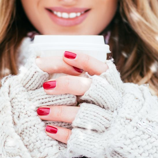 15 Best Winter Nail Colors 2019 Trendy Winter Nail
