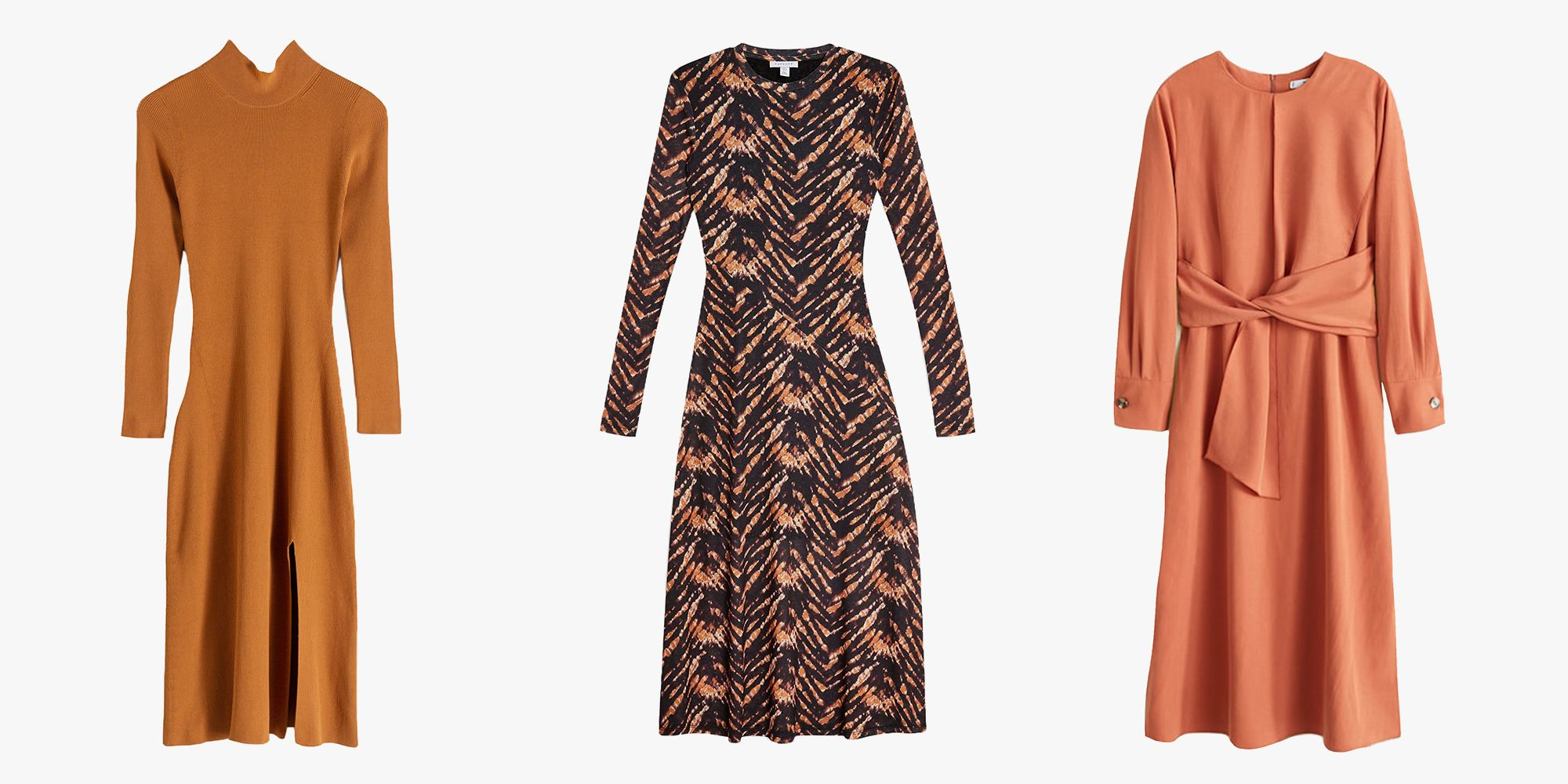 17 Winter Work Dresses That Don't Require a Desk Blanket